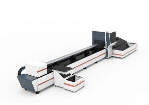 bodor Faserlaserschneidanlage Rohr-Serie T6 mit IPG Laserquelle 500Watt - 3000Watt